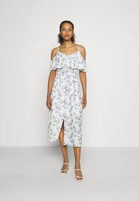 Trendyol - Day dress - ecru - 0