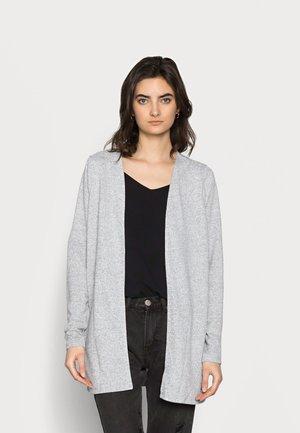 VMMOLLY CARDIGAN - Cardigan - light grey melange