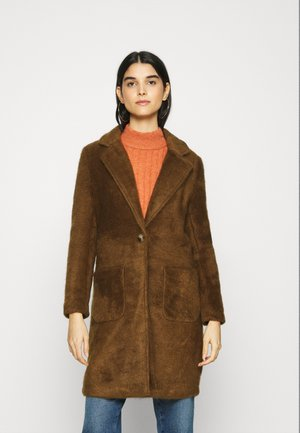 ONLCLAIRE COAT - Classic coat - toasted coconut