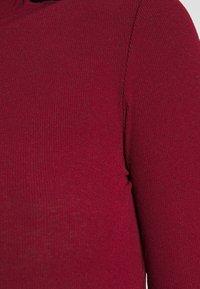 Monki - JAVA  - Top sdlouhým rukávem - red - 5