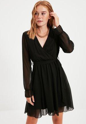 PARENT - Jersey dress - black