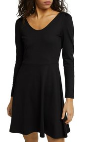 edc by Esprit - PUNTI  - Day dress - black - 7