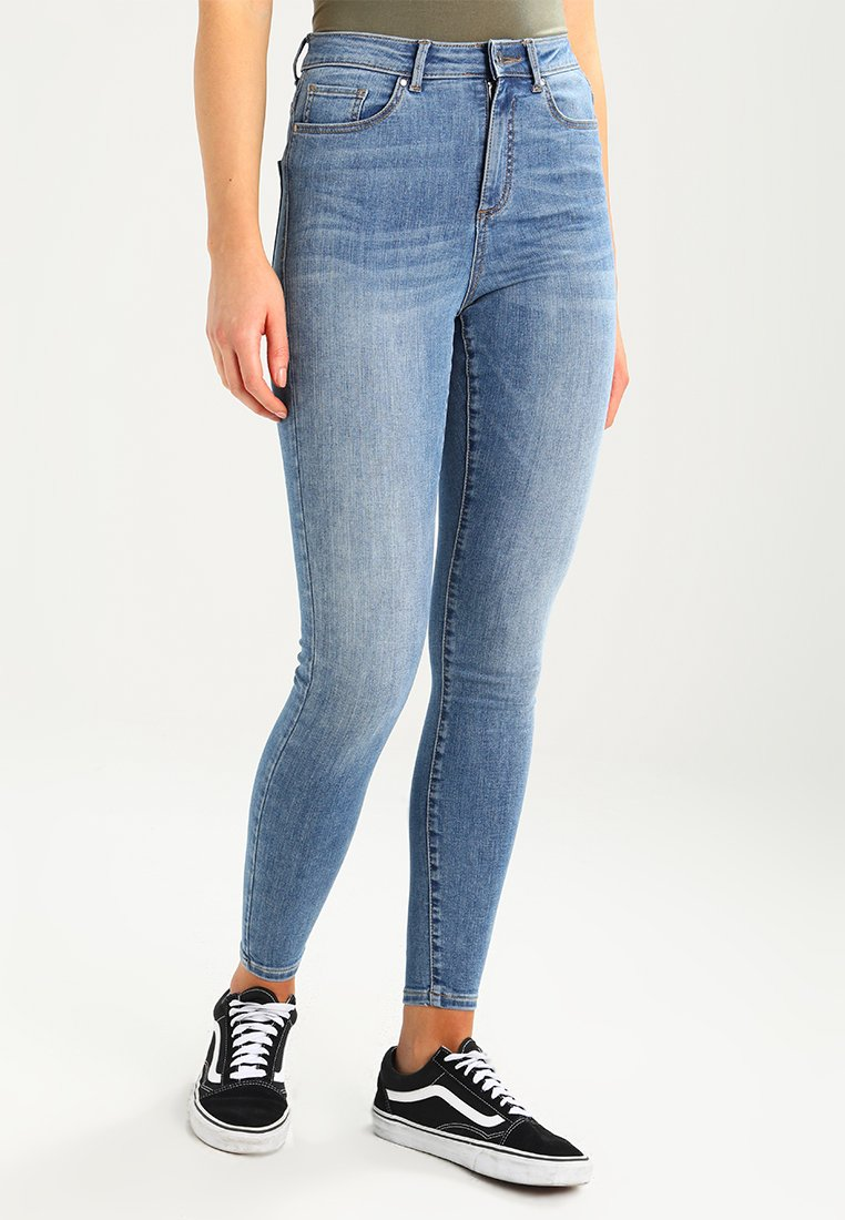 Vero Moda - VMSOPHIA SKINNY  - Jeans Skinny Fit - light blue denim