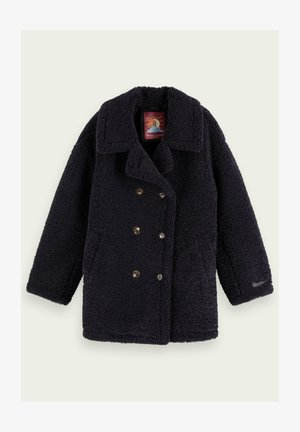 TEDDY  - Short coat - black