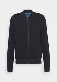 Bugatti - JACKET - Zip-up hoodie - navy - 3