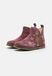 Friboo - Stiefelette - old pink - 1