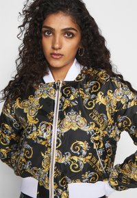 Versace Jeans Couture - Bomber Jacket - nero - 7
