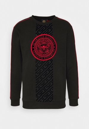 JAVAN CREW - Sweater - black