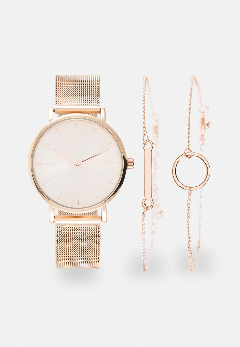 Even&Odd - SET - Watch - rose gold-coloured
