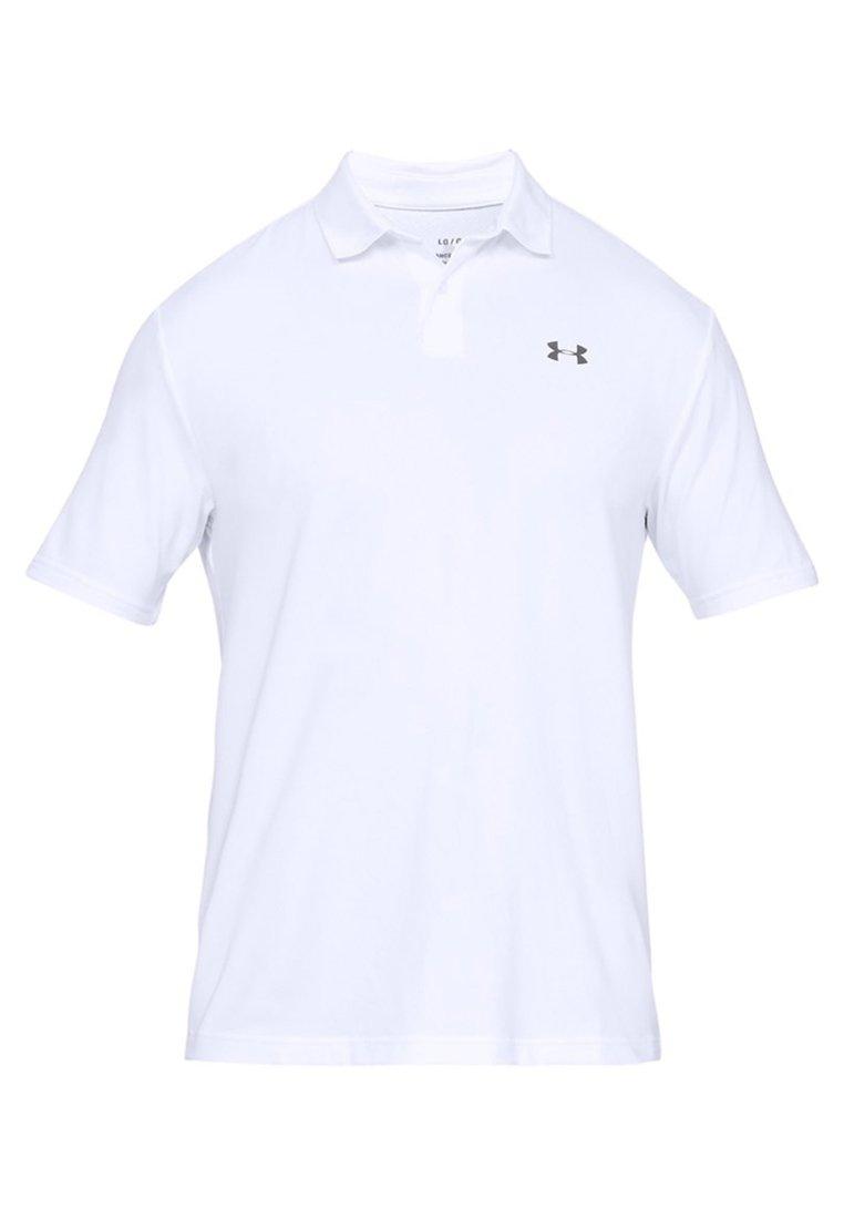 Under Armour - PERFORMANCE 2.0 - Polo shirt - white
