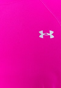 Under Armour - SPEED STRIDE SHORT SLEEVE - T-shirt con stampa - meteor pink - 2