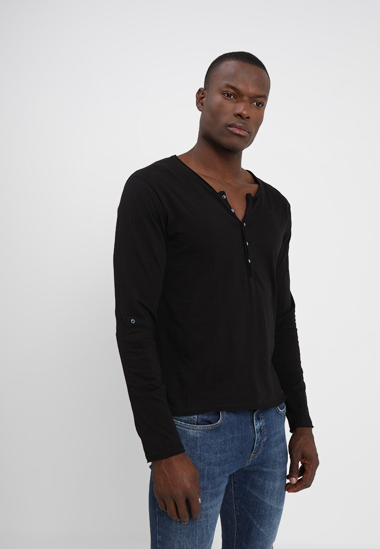 Key Largo - GINGER - Long sleeved top - black