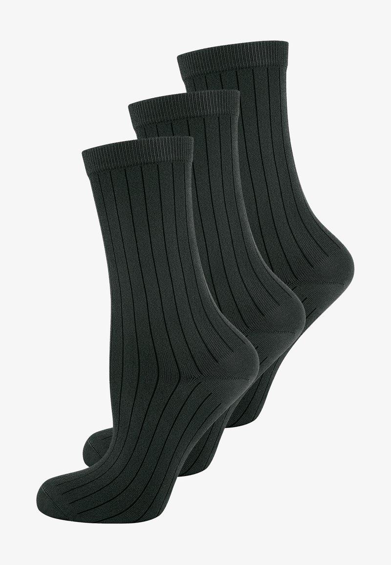 Elbeo - 3 PACK - Sukat - schwarz