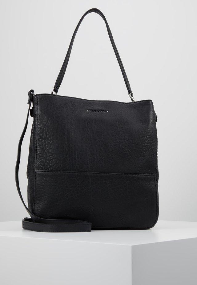 HOBO BAG - Käsilaukku - black