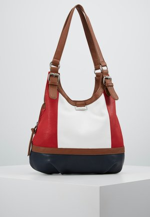 JUNA - Handbag - mixed maritim