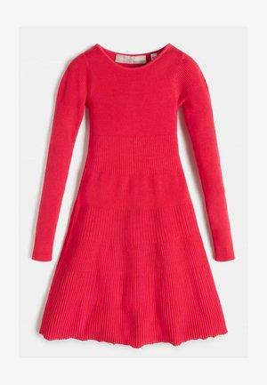 FIT - Day dress - dunkelrosa