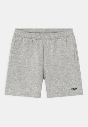 DANE BASIC UNISEX - Shorts - light grey melange