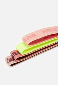 Kari Traa - JANNI HEADBAND 4 PACK - Autres accessoires - light pink - 3