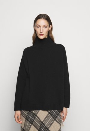 TONDO - Jumper - black