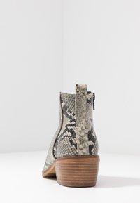 MAHONY - BILBAO - Ankle boots - grey - 5
