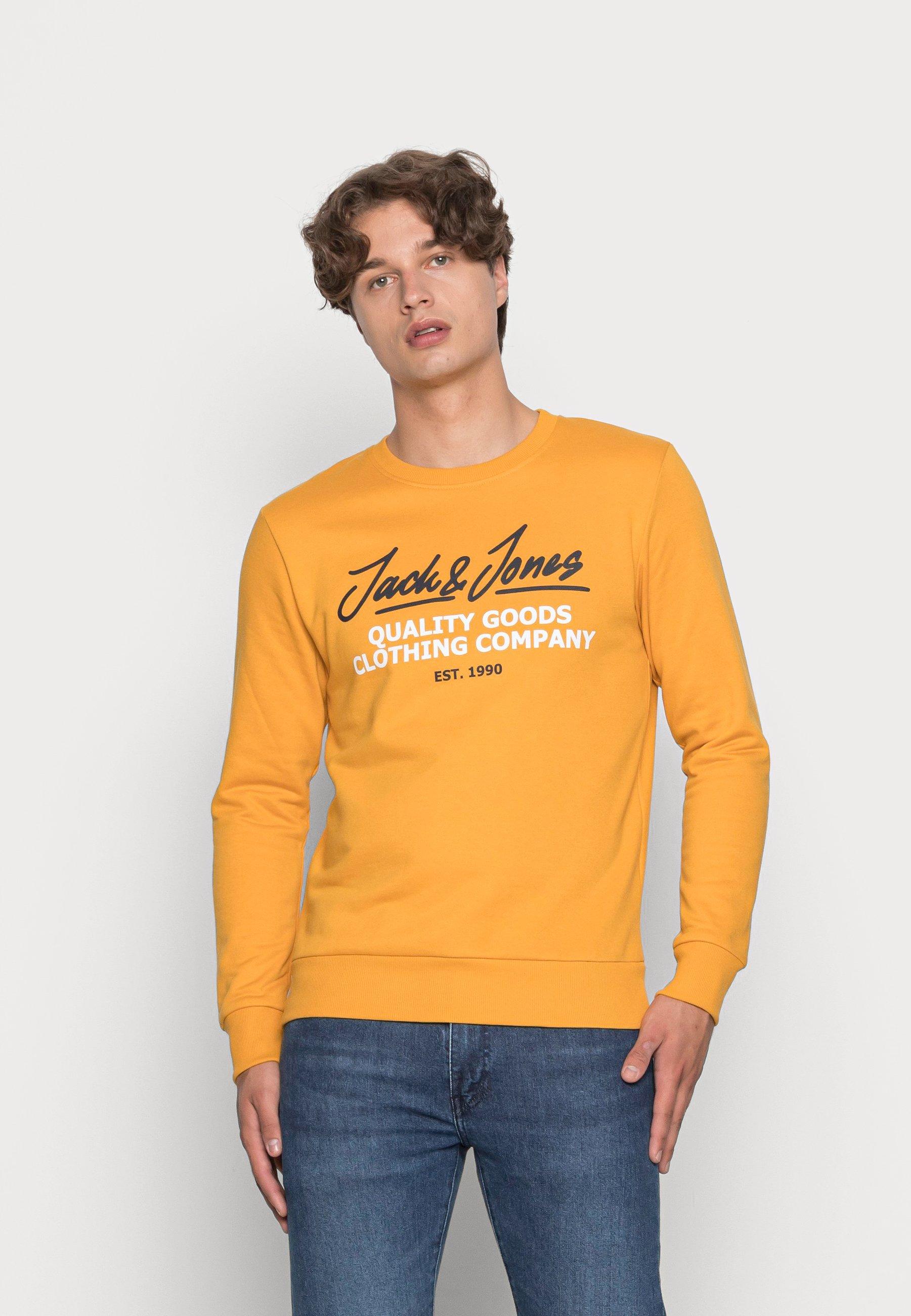 Men JJHERRO CREW NECK - Sweatshirt