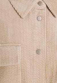 Opus - FROKUS - Summer jacket - macadamia - 2