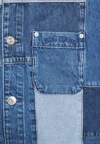 BDG Urban Outfitters - PATCHWORK OVERSHIRT - Halflange jas - denim - 5