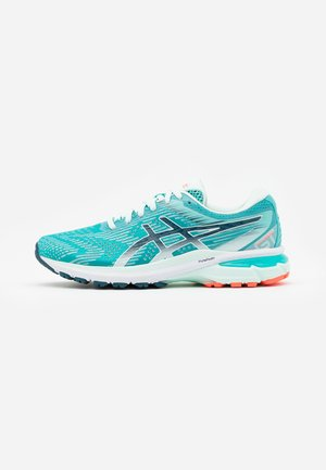 GT-2000 8  - Stabilty running shoes - techno cyan/magnetic blue