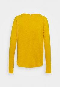 Rich & Royal - Long sleeved top - golden yellow - 1