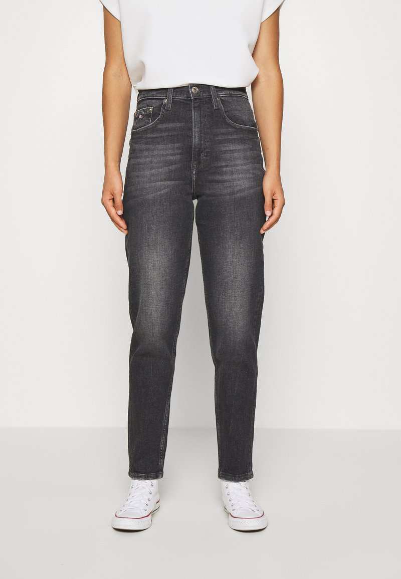 Tommy Jeans - MOM - Relaxed fit jeans - ginger grey