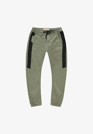 Trousers - light army green
