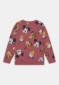 Staccato - DISNEY MICKEY & FRIENDS KID UNISEX - Sweatshirt - dark terracotta - 1