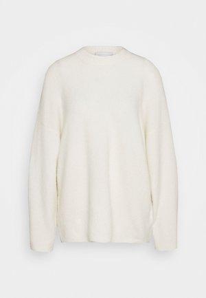 CREW NECK - Pullover - off white