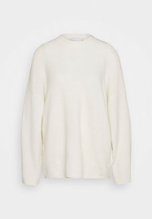 CREW NECK - Jumper - off white