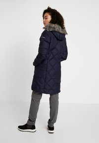 Columbia - ICY HEIGHTS MID LENGTH JACKET - Down coat - dark nocturnal - 2