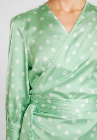 Aéryne - COWRY DOT DRESS - Day dress - mint - 5
