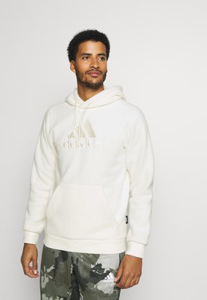 MUST HAVES SPORTS INSPIRED HOODED - Hoodie - white