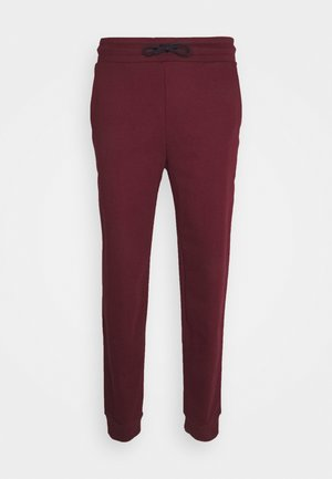 CUFF JOGGER - Tracksuit bottoms - purple