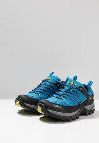 CMP - RIGEL LOW TREKKING SHOES WP - Scarpa da hiking - indigo/marine - 2