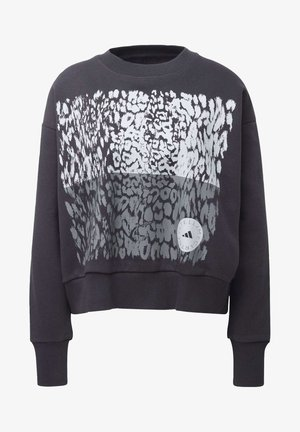 GRAPHIC SWEATSHIRT - Sweatshirt - black