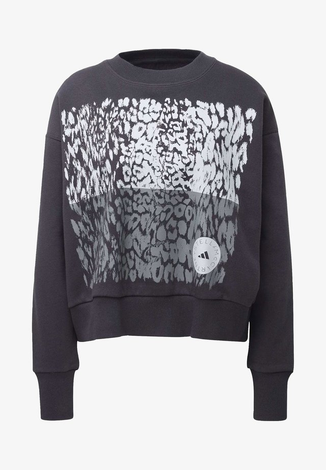 GRAPHIC SWEATSHIRT - Sweater - black