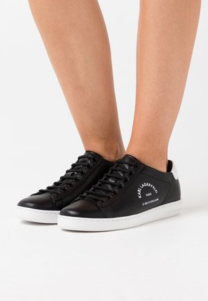 KUPSOLE II MAISON LACE - Sneaker low - black