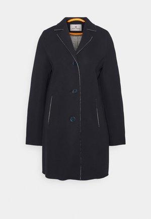 CITY - Classic coat - marine