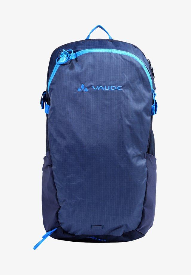 WIZARD 24+4 - Hiking rucksack - fjord blue