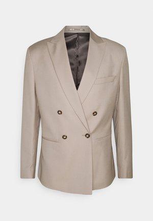 UNISEX - Blazer jacket - beige