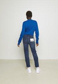 Versace Jeans Couture - JEANS - Slim fit jeans - blue denim - 2