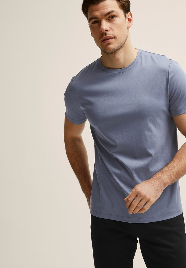 T-shirt basic - mid blue