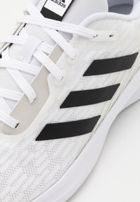 adidas Performance - NOVAFLIGHT - Volleyball shoes - footwear white/core black - 5