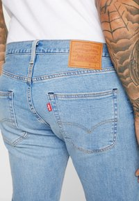 Levi's® - 501® SLIM TAPER - Jeans slim fit - coneflower clouds - 4