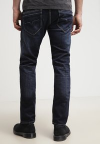 Pepe Jeans - SPIKE WISER WASH - Jeansy Slim Fit - Z45 - 2